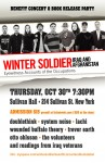 IVAW Book Release and Benefit Concert